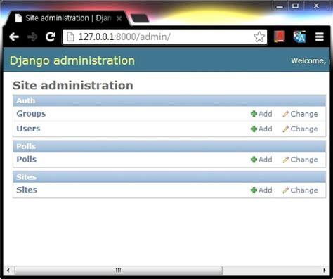 django tutorial choices jh project django tutorial part2 관리자 화면 활성화
