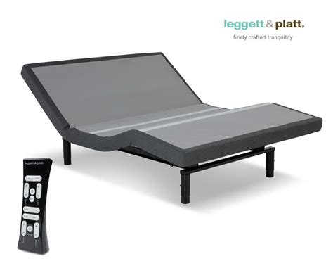 leggett platt s cape 2 0 adjustable base bedplanet