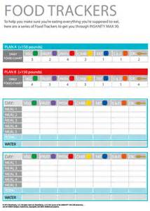 insanity max 30 nutrition plan too simple rippedclub