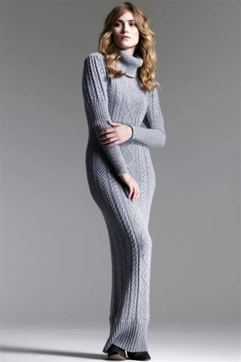 Knit Maxi Dress knit maxi dresses 2012