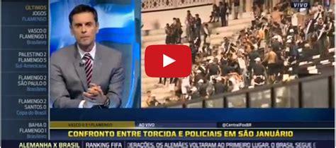 vasco morto incidenti derby vasco flamengo un morto
