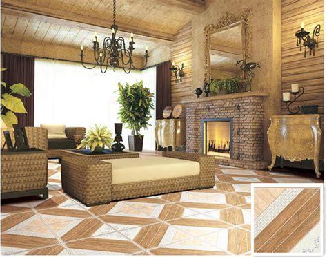 contoh keramik lantai ruang tamu  pattern interior