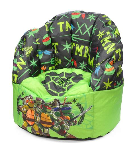 teenage mutant ninja turtles couch disney ninja turtles bean bag chair