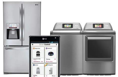 home appliance g clasf lg to showcase connected easy to control smart home