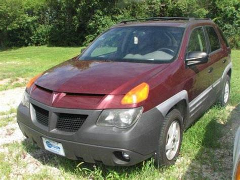 aztek motors 2001 pontiac aztek for sale carsforsale