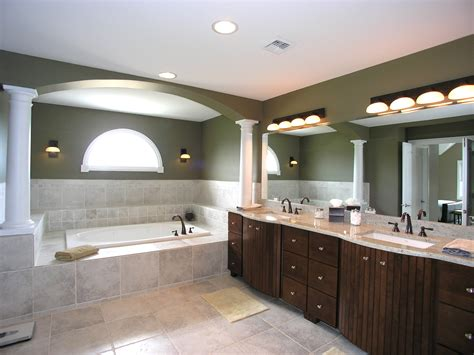 The Different Styles Of Bathroom Lighting Light Bathrooms