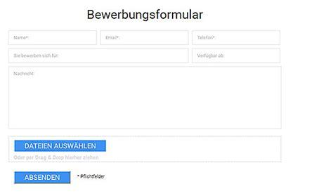 Bewerbungsformular Unternehmen Mehrsprachige Responsive Website F 252 R Einen Dienstleister