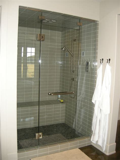 Standing Shower Door Standing Shower Door Shower Doors Atlanta Ga Echolsglass Standing Neo Angle Shower Door
