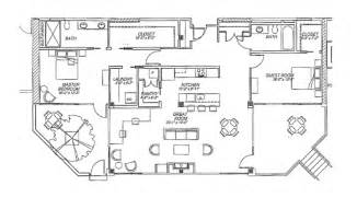 Beautiful Townhouse Blueprints #7: Patio-Home-105PH.png