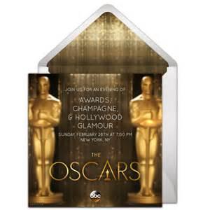 oscar invitation template free oscars invitations for the 2016 academy awards