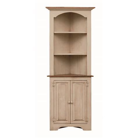 Pine small colonial corner cupboard amish pine small colonial corner cupboard country lane