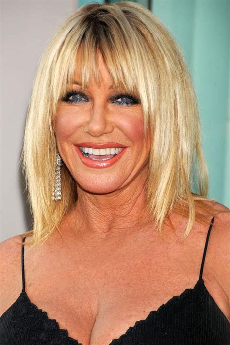 latest suzanne somers hairstyle inspiring suzanne somers hairstyles with bang celebrity