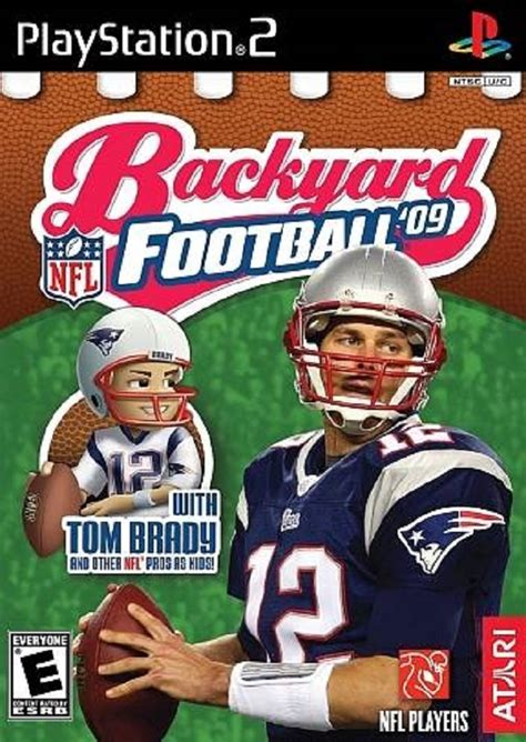 backyard football 2010 backyard football 09 sony playstation 2 game