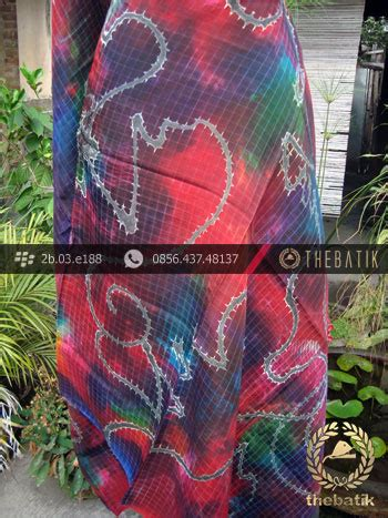 Kain Sarungsarung Wadimorwadimor Viscose Motif 6 jual batik air brush viscos motif kontemporer 2 thebatik co id