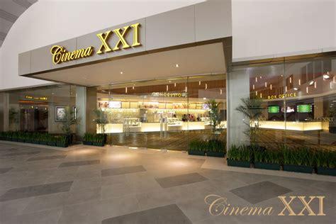 cinema  bali galeria schedulefull