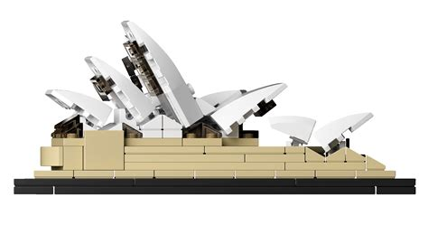 lego 174 architecture series sydney opera house by j 248 rn