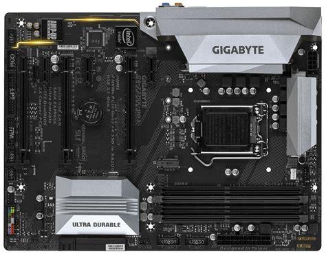 Gigabyte Ga Z270x Ud3 Intel Socket 1151 gigabyte ga z270x ud3