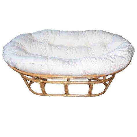 outdoor double papasan cushion home furniture design