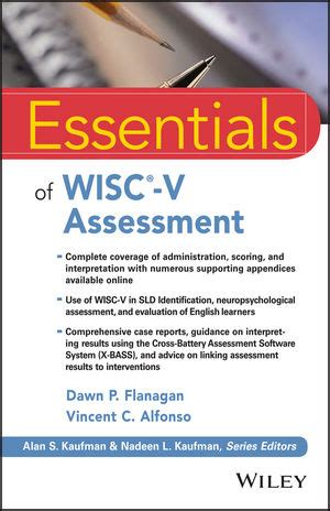 Essentials Of Psychological Assessment Wiley