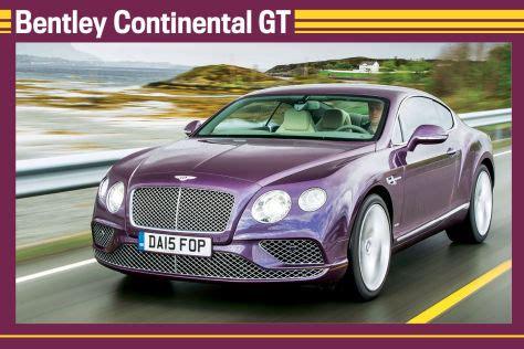 Auto Bild Jaguar Gewinnen by 30 Tage 30 Autos Bentley Continental Gt Gewinnen