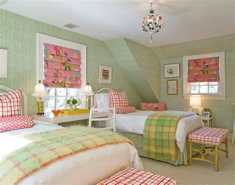 Pink And Green Room Design Ideas Pink And Green Room