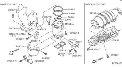 2005 nissan altima catalytic converter recall 2001 nissan sentra catalytic converter recall autos post