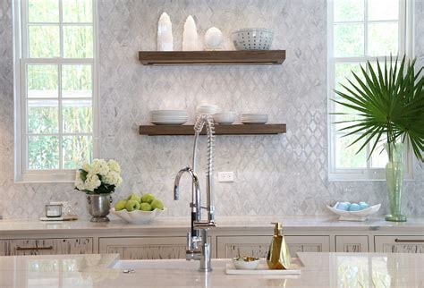 kitchen backsplash decorating ideas feature marble diamond inspiring ideas from instagram homes home bunch interior
