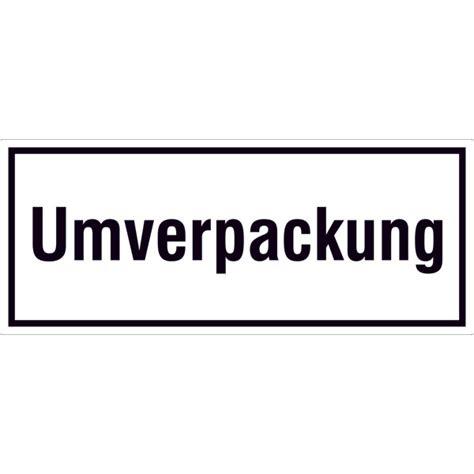 Paketaufkleber Oben by Paketaufkleber Aus Pe Folie Umverpackung