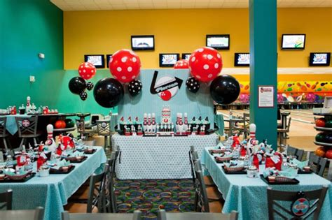 Bowling Decorations Ideas by Pierson S Retro Bowling Anders Ruff Custom Designs