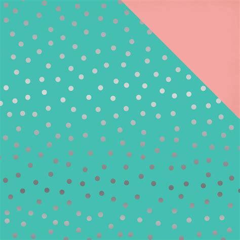 Tensai Number Random Dot echo park time collection 12 quot x12 quot cardstock