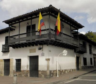 imagenes sitios historicos de bogota museo de la independencia casa del florero bogota