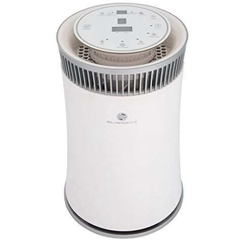 silveronyx air purifier with true hepa filter allergen and odor reduction uv ebay