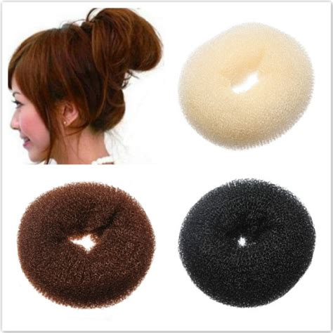 head band styler former donut bun ring shaper hair headband styler maker