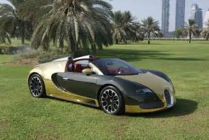 Bugatti In Gold Bugatti Veyron Engine Turbo Image 300