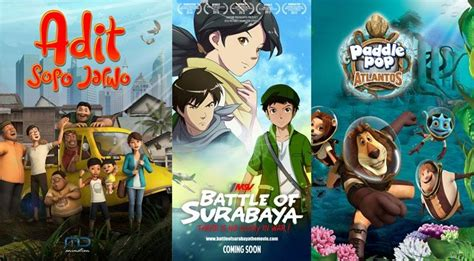 film animasi indonesia 2015 geliat animasi indonesia