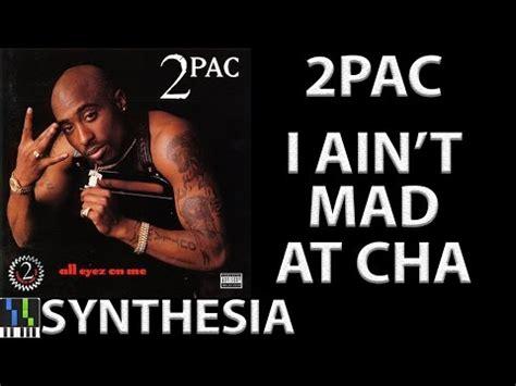 I Aint Mad At Cha Meme - makaveli i ain t mad at cha