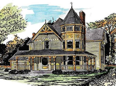 eplans queen anne house plan victorian country style 41 best house plans images on pinterest country home