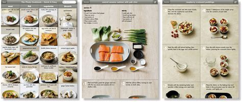 the of cookery made plain and easy books the photo cookbook easy for iphone and