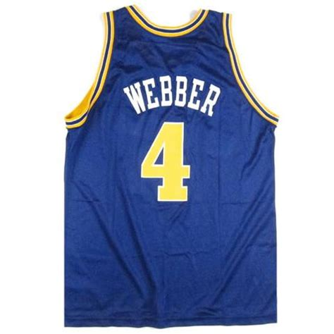 Kaos Vintage Golden State 2 vintage chris webber golden state warriors chion jersey