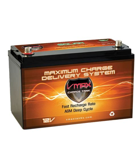 100 cycle battery price vmax slr100 12 volt 100ah agm cycle hi performance