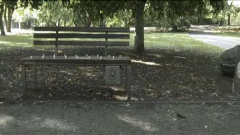 homeless bench anti homeless spikes are too rough an antenarrative