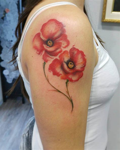 california poppy tattoo designs 28 poppy tattoos designs ideas design trends premium
