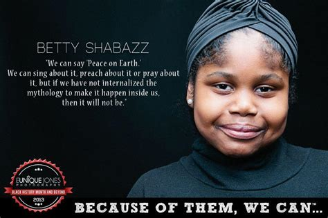 Bett X by Betty Shabazz