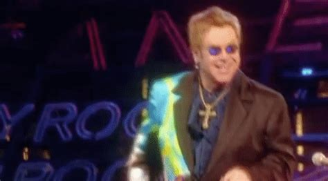 elton john gif bennie and the jets diamondsday gif by elton john find