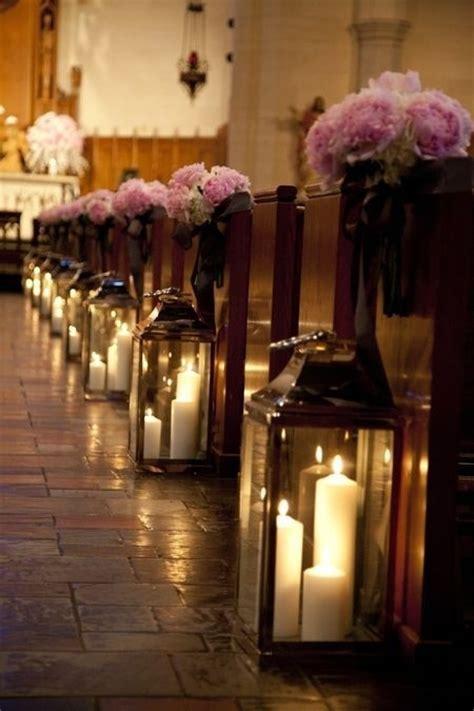 Large Candle Lantern ceremony aisle decor   WeddingCandles.ie