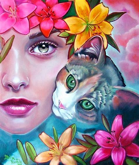 imagenes artisticas tristes rostros de mujeres arte pop oleo jpg expresar nuestro arte