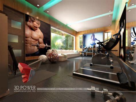 Interior Health by Interior Design Studio Thiruvananthapuram 3d Power