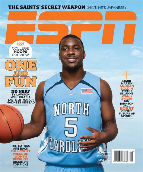 The Magazine by Espn The Magazine 2006 Covers Espn The Magazine 2006