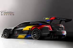 Cadillac Cing Cadillac Racing Ats V R Build