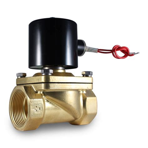Solenoid Valve Kuningan 1 14 Inchi 24vdc Normaly Closed 1 1 2 quot 12v dc electric brass solenoid valve water air gas 12 vdc free shipping